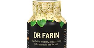 Dr Farin Man κριτικές, λειτουργία, skroutz, στα φαρμακεία, τιμή, Ελλάδα, φόρουμ, αδυνατισμα