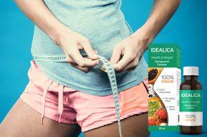 Idealica health & weight, drops, συστατικα - λειτουργία;