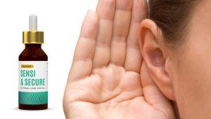 Auresoil sensi & secure natural care ear oil - λειτουργία, συστατικα