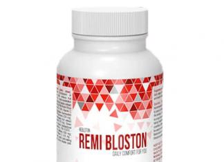 Remi Bloston ενημέρωση οδηγών 2019, κριτικές - φόρουμ, σχόλια, capsules, συστατικα - πού να αγοράσετε; Ελλάδα, τιμη - παραγγελια