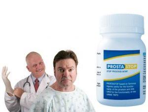 Prostastop capsule, συστατικα - λειτουργία;
