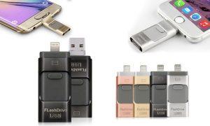 Flash Drive USB device, μνήμη flash - λειτουργεί;