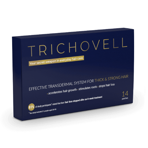 Trichovell ολοκληρώθηκε σχόλια 2019, κριτικές, φόρουμ, patches - πού να αγοράσετε, τιμή, Ελλάδα - παραγγελια